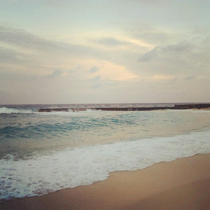 Santai beach Sunset