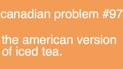 Yes, and I keep making the same mistake of getting iced tea every time I'm in the States :P