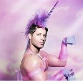 jensen ackles is so funny  pretty in pink!