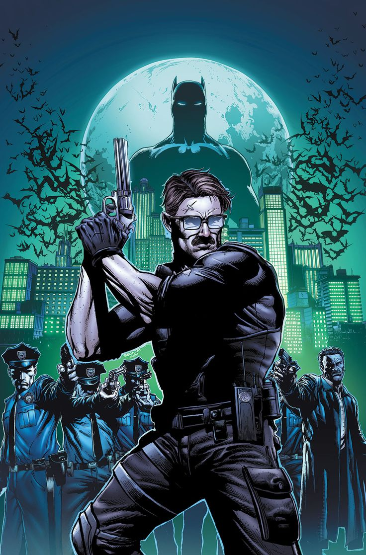 James Gordon - Universo DC