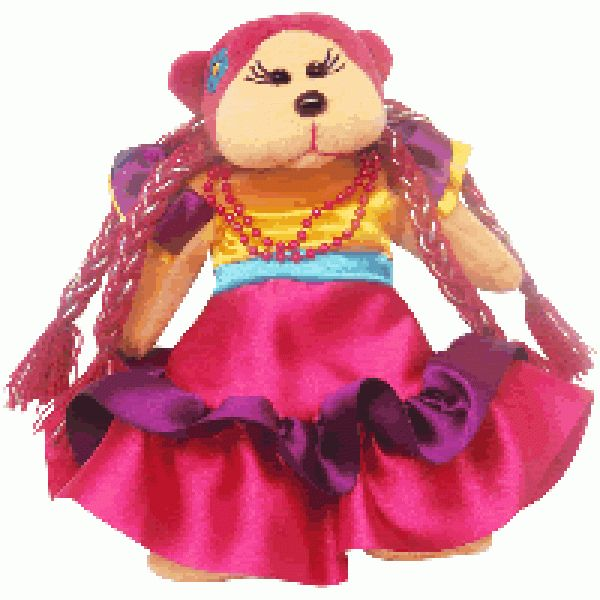 Wish List - Zaza the gypsy bear