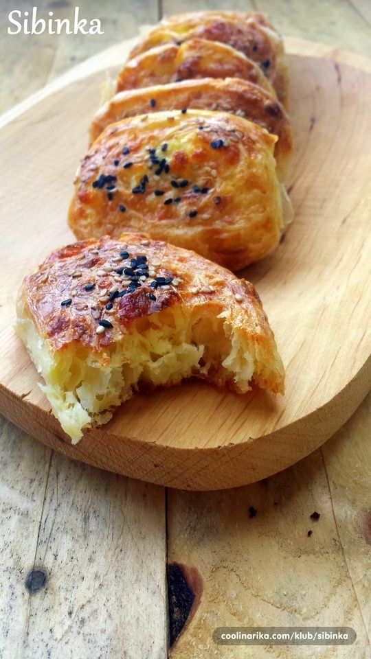 sibinka — Coolinarika | Bread/Pastry | Pinterest