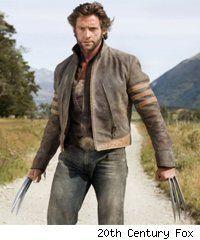 'X-Men Origins: Wolverine' Halloween Costume