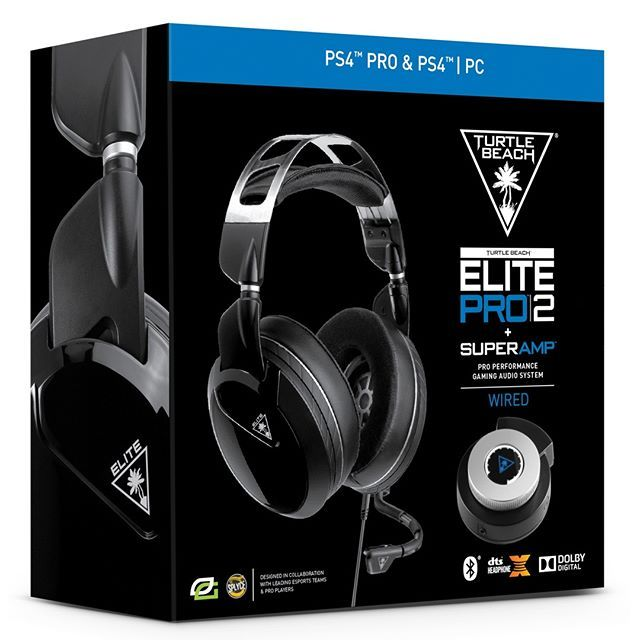 This Morning Leading Gaming Headset And Audio Brand Turtle Beach Unveiled The Elite Pro 2 Superamp Pro Performan Turtle Beach Gaming Headset Gaming Microphone