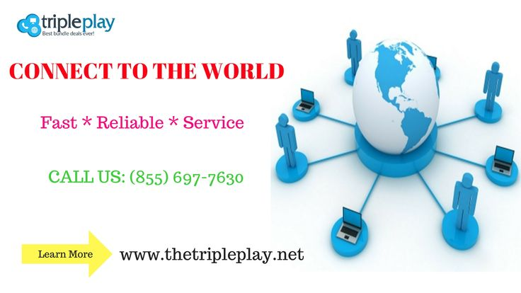Internet service from Triple play can be the best option for rural users and for all the people who live in remote areas who are in search of a high-speed internet connection.  For more details visit: - https://www.thetripleplay.net #cableproviders #cheapcabletv #tvproviders #cabletvalternatives