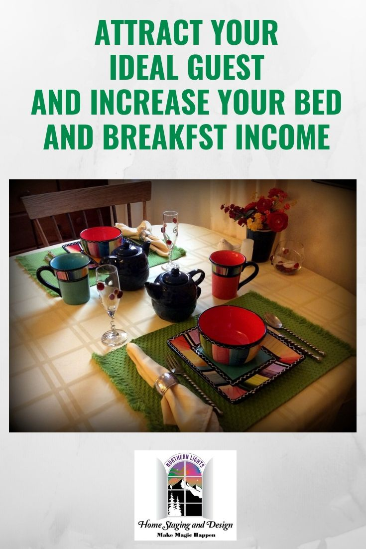 Attract your ideal customer and increase your vacation rental income whether you have a bed and breakfast or other vacation rental