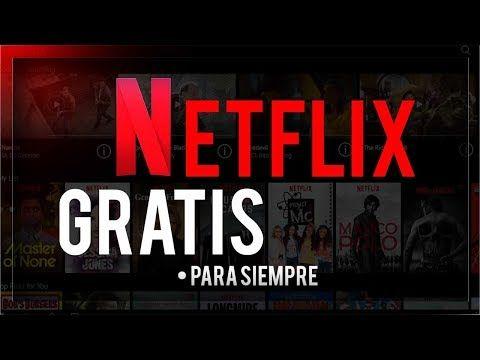 Como Tener Netflix PREMIUM GRATIS PARA SIEMPRE | MEJOR METODO | sin BINS MAYO 2017 - YouTube