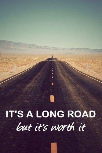 loooong road