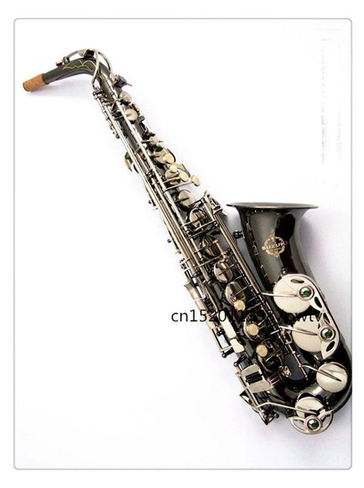 Sax instruments New SUZUKI Instrument musical Alto