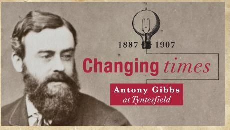 Antony victorian gibbs tyntesfield £35.10 family ticket