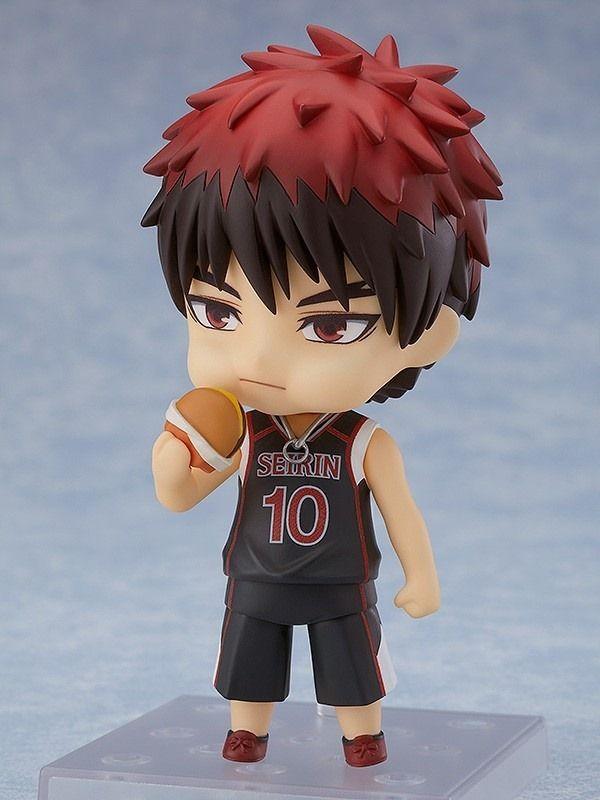 Nendoroid Taiga Kagami Kuroko S Basketball Nendoroid Nendoroid Anime Kuroko S Basketball