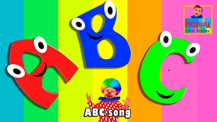 Nursery rhymes for babies youtube | ABC Song | Happy Little Babies Nurse...