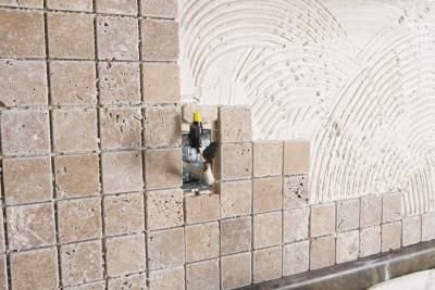 How to Replace a Kitchen Backsplash