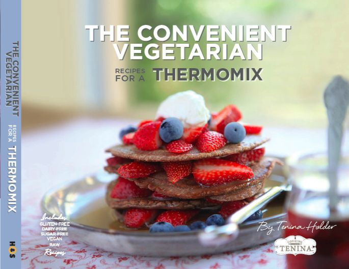 Cookbooks you should have if you are into #Thermomix