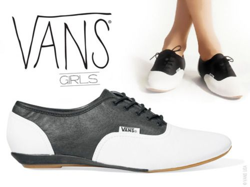 vans saddle shoes, these are so cute!