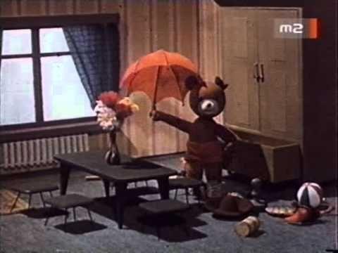 Füles mackó - A hóember - YouTube