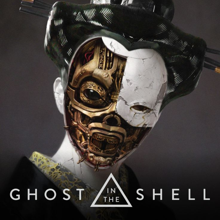 Ghost in the Shell Geisha, WETA WORKSHOP DESIGN STUDIO on ArtStation at https://www.artstation.com/artwork/AarEW