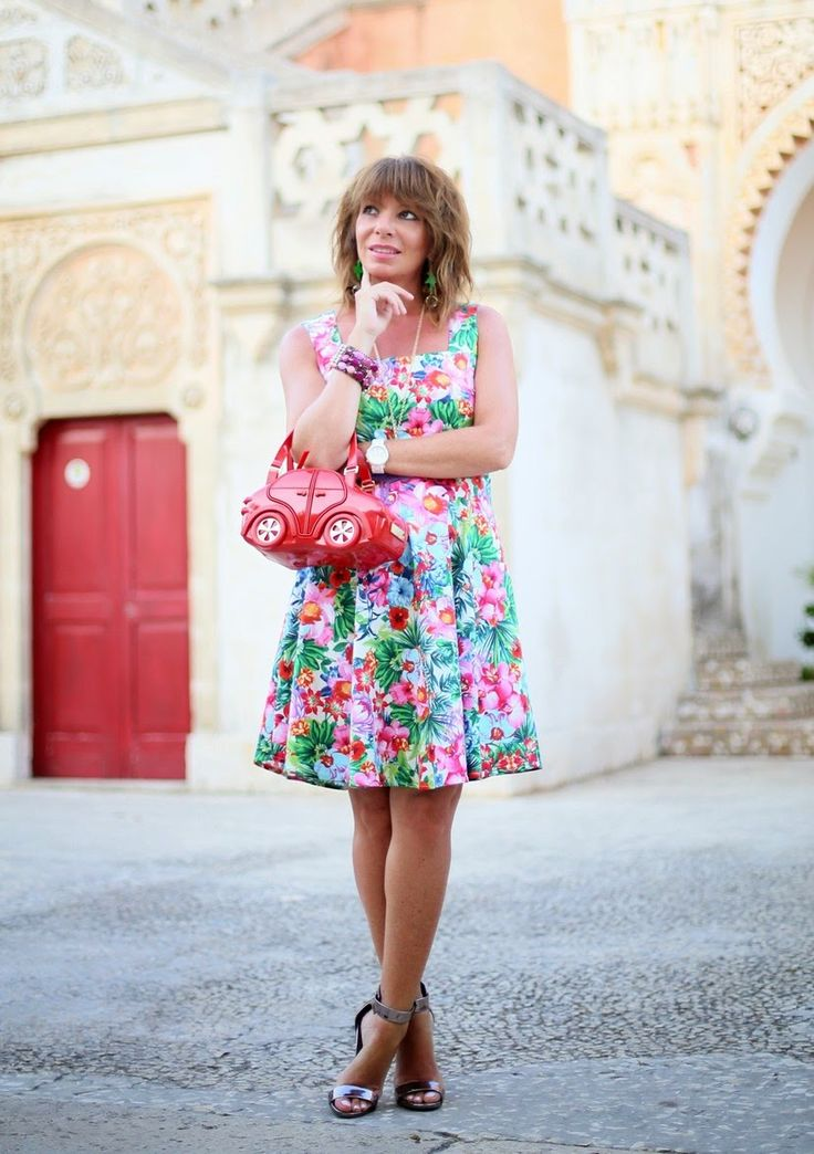 Don't Call Me Fashion Blogger!: CARinabag a Santa Cesarea Terme