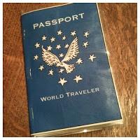 Printable Passport.