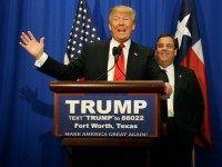 Donald Trump: Ted Cruz 'Actually Smarter' than 'Choke Artist' Marco Rubio