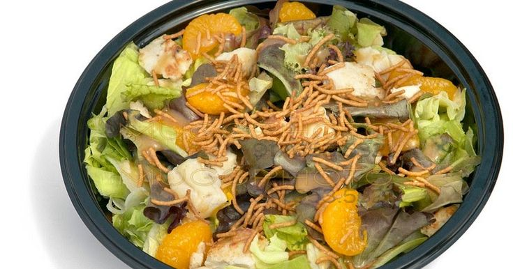 This Asian salad is off the menu at Wendy's so the only way to experience it again is to make it at home.    Wendy's Mandarin Chicken...