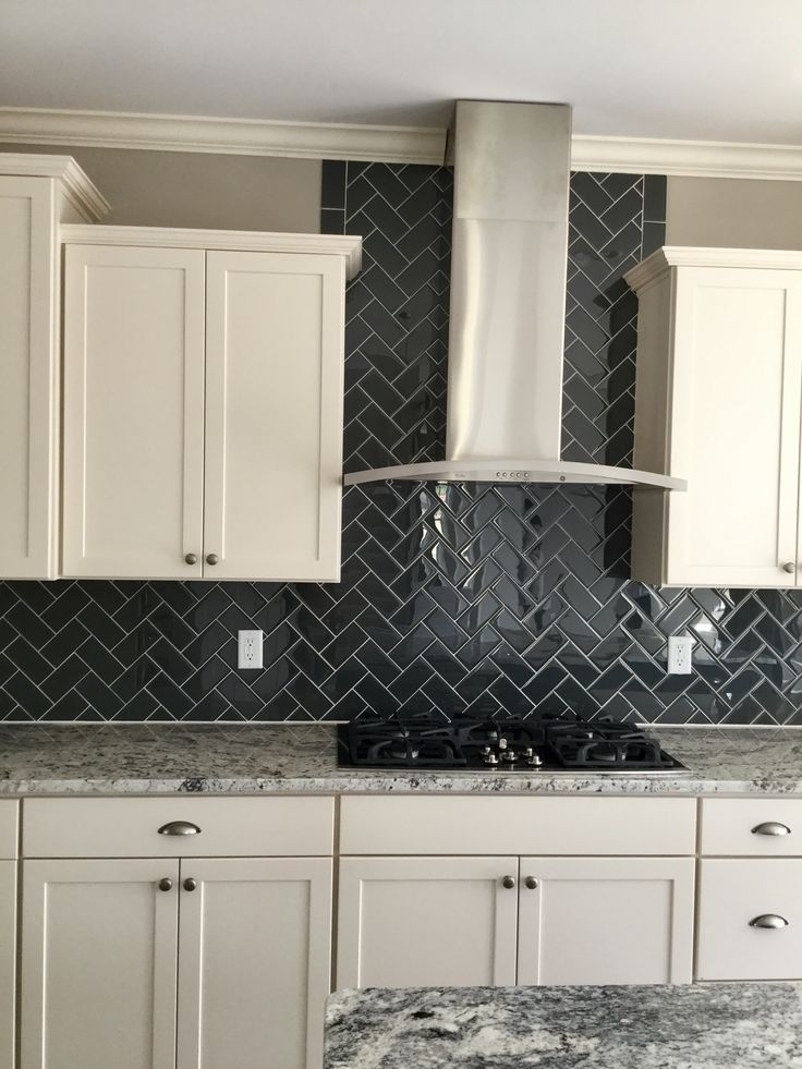 White Subway Tile Kitchen Backsplash Designs