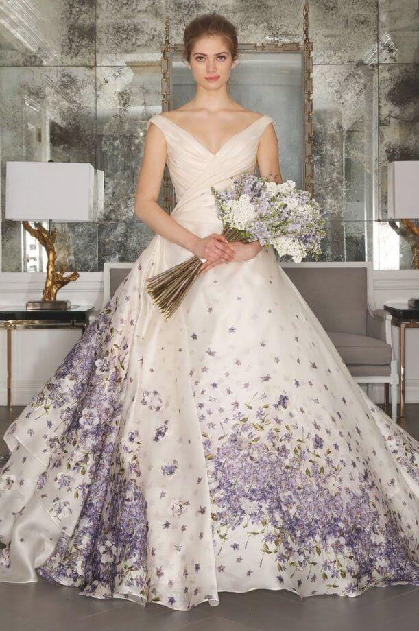 Best 30 Beautiful White Wedding Dress Gold Embroidery Wedding