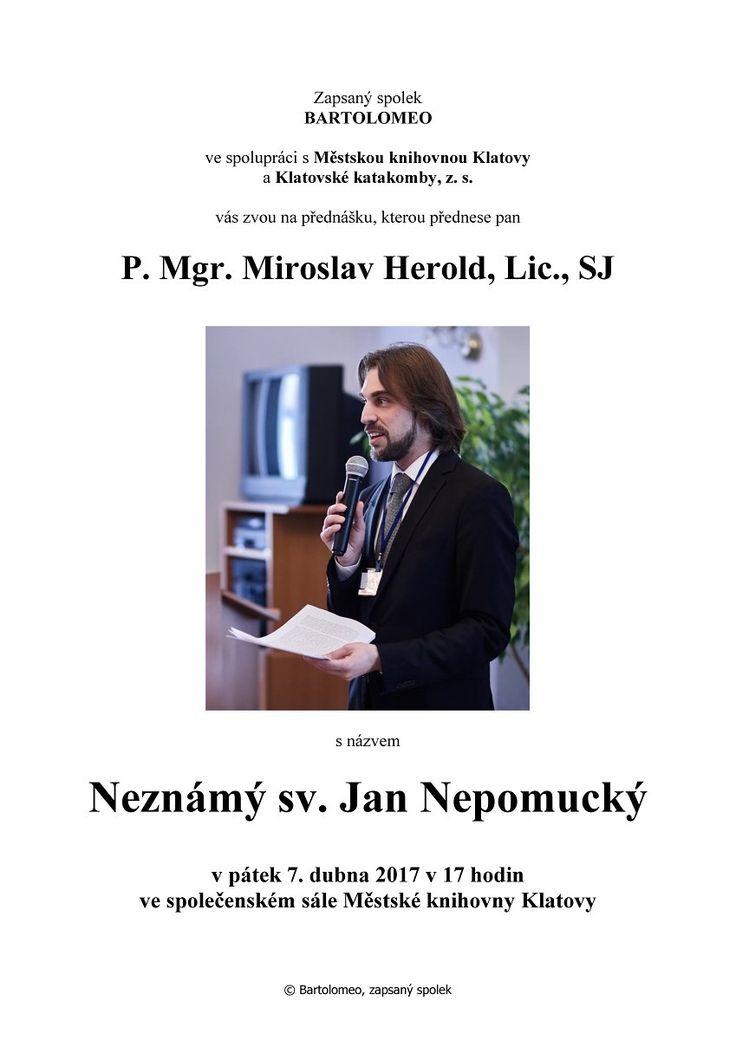 Neznámý sv. Jan Nepomucký