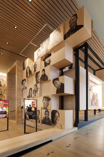 Olson Kundig Architects - Projects - Bill & Melinda Gates Foundation Visitor…