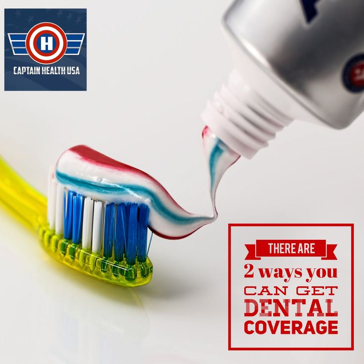 Did you know? There are 2 ways you can get dental coverage:  Way #1: Dental coverage is included in SOME Marketplace health plans. You can see which plans include dental coverage when you compare the health plans available to you. If a health plan includes dental, the premium covers both health and dental coverage.  Way #2: Separate, stand-alone dental plans. In some cases separate, stand-alone plans are offered. You can see them when you shop for plans in the Marketplace.