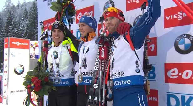 Un magnifique podium ! #biathlon