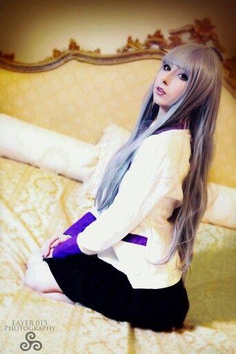 Ellie Amber - Kanade Tachibana (Angel Beats!)