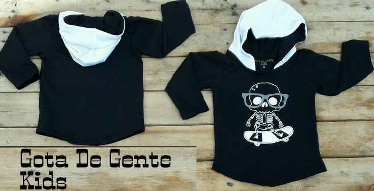 Veja nosso novo produto Camiseta com capuz e manga comprida ! Se gostar, pode nos ajudar pinando-o em algum de seus painéis :)