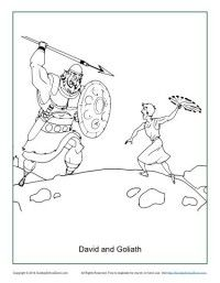 david and mephibosheth coloring page - 93 best images about children 39 s bible coloring pages on