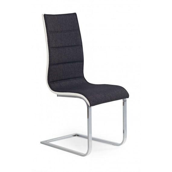 K105 rewelacyjne krzesło grafitowe / Gwarancja 24m / NAJTAŃSZA WYSYŁKA !