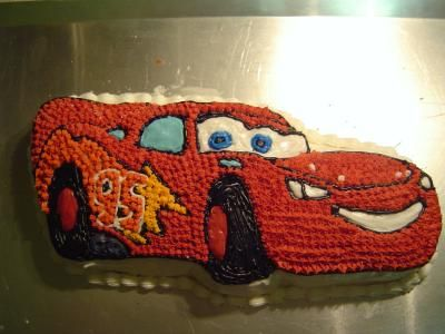 car cake If you give a mouse a cookie.... Pinterest