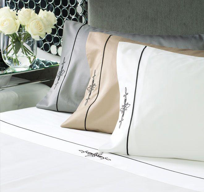 Linen House Boutique Belmont Sheet Set Range