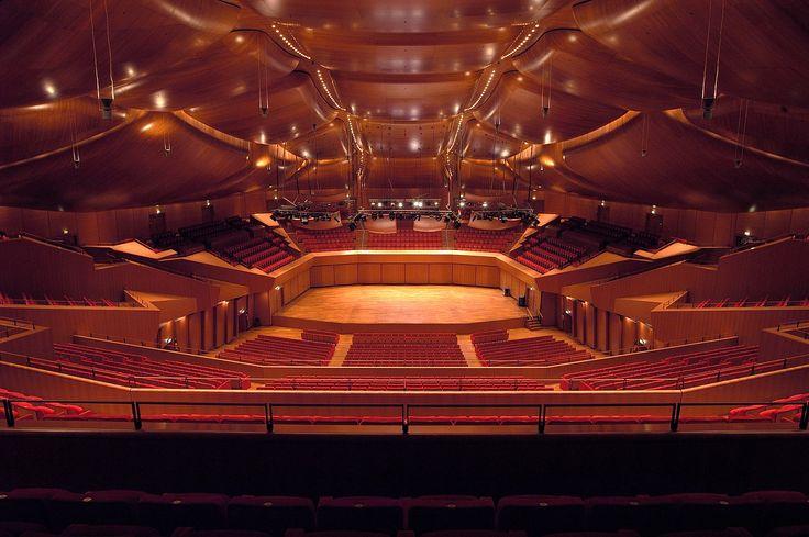 Sala Santa Cecila - Parco della Musica