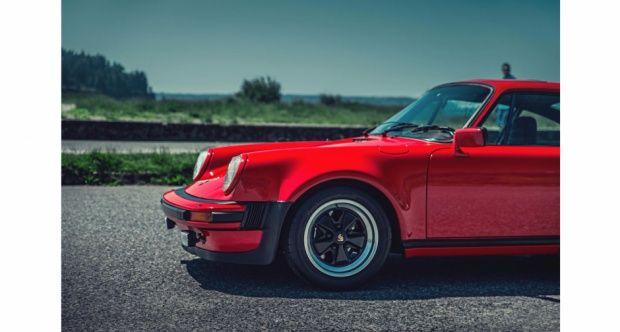 "1980 Porsche 911 ""Turbo""  - Porsche 911 - 930 Turbo ° BRD Auto ° Pascha Interieur"