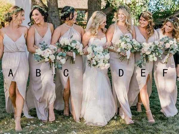 Best 25+ Floral Bridesmaid Dresses Ideas On Pinterest