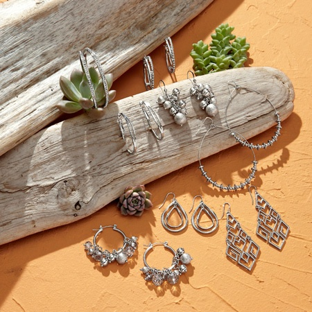 Shimmering Jewelry