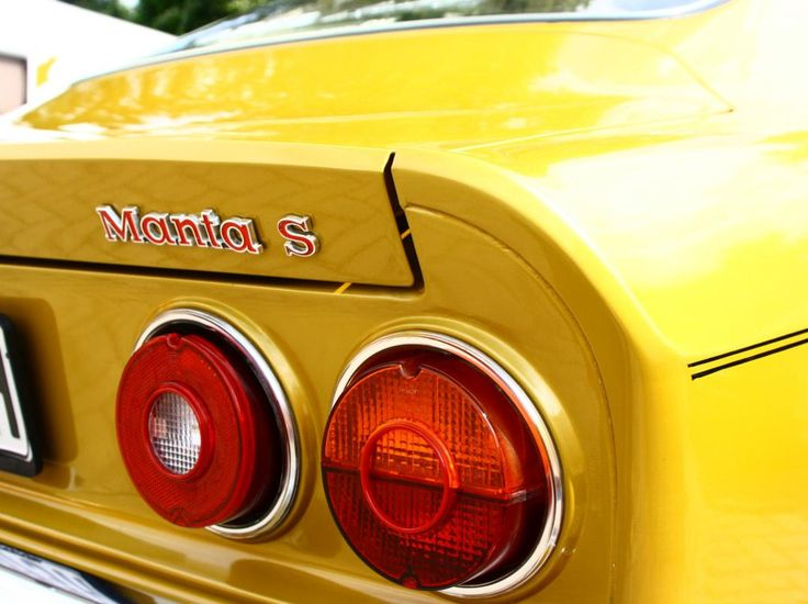 Opel #Manta