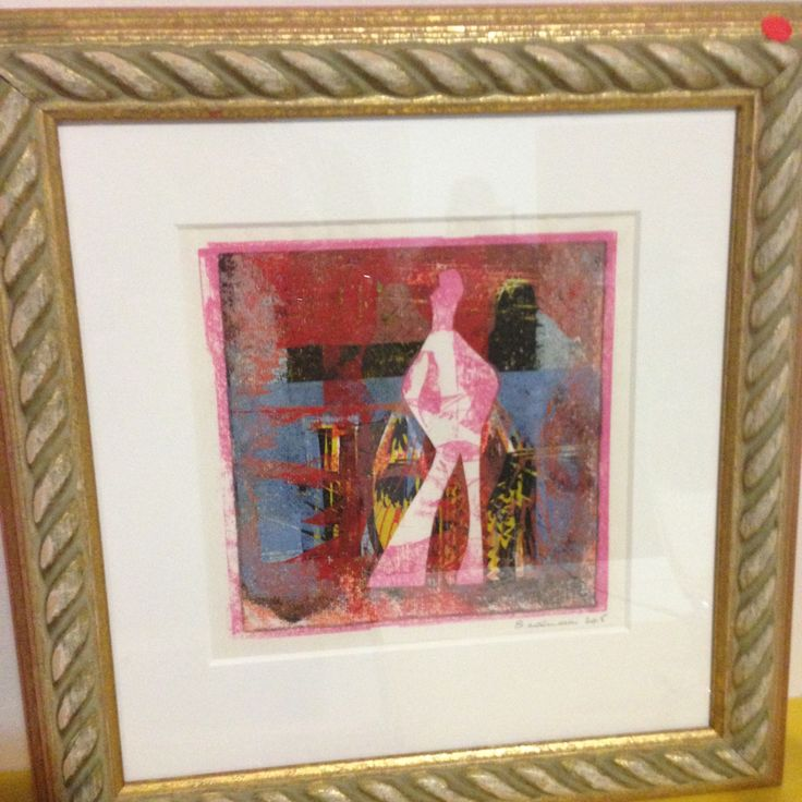 Another piece added to our collection of Mathiesons. Sheena Mathieson Melbourne artist