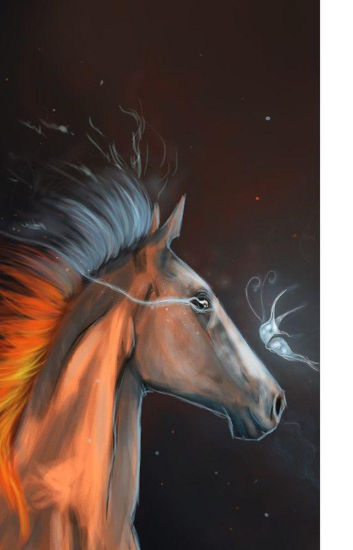 Horse freedom