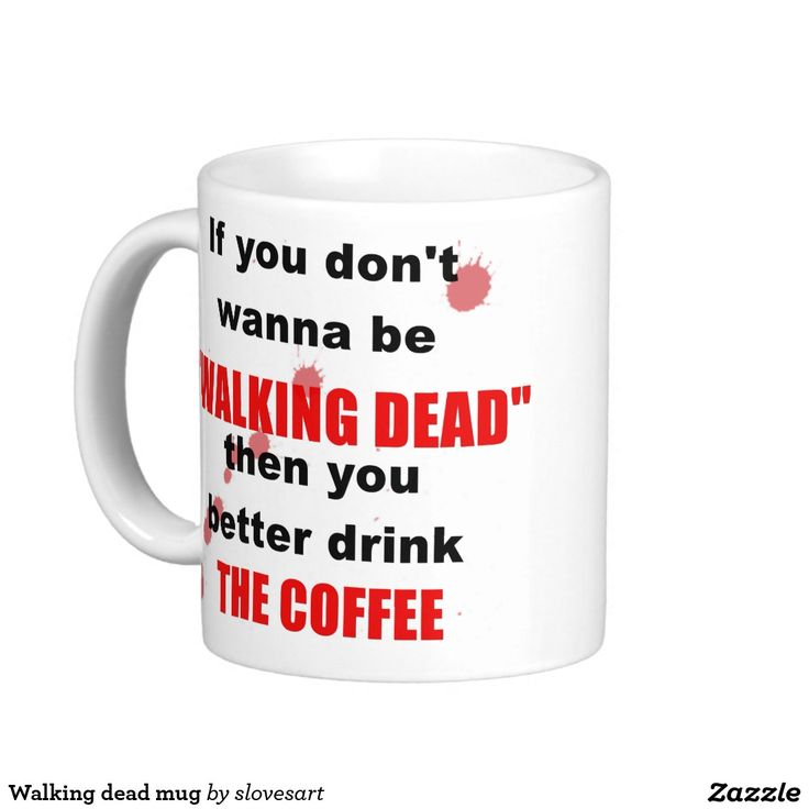 85 best the walking dead and zombie stuff images on pinterest t walking dead mug fandeluxe Images