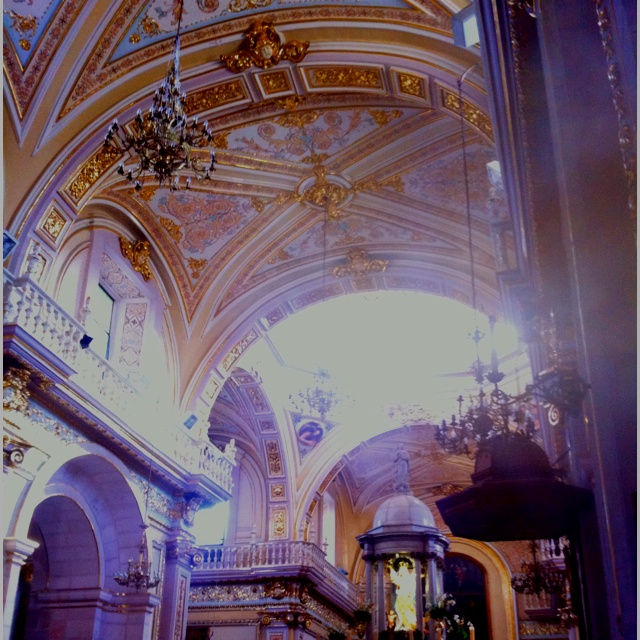 Cathedral of Aguascalientes MEXICO. Built in 1899