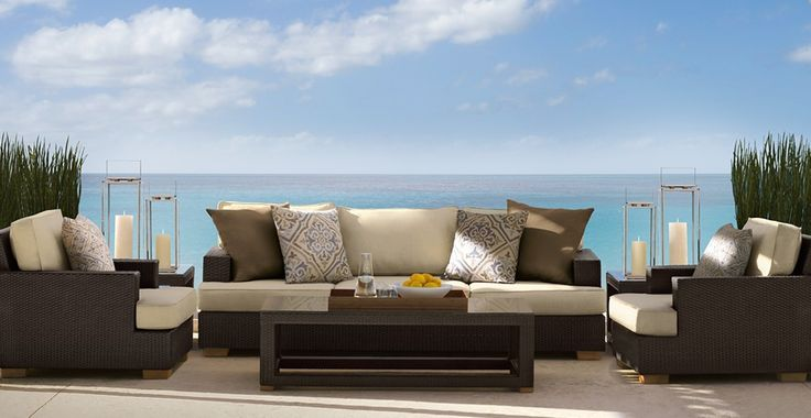 17 Best Ideas About Restoration Hardware Outdoor Furniture