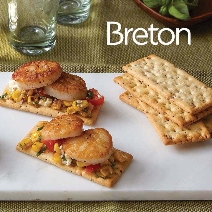 Breton cracker Share your weekend plans in the comments for a chance to win a variety of NEW Breton Sprouted Grains products. Rules & regs are located in our notes section.