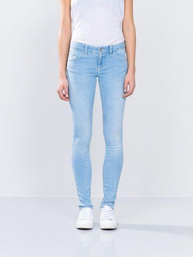 Kick FS Nana jeans   7165099   Blå   BikBok   Norge