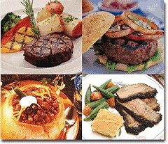1/8 Buffalo - Family Value Pack  All Natural, Grass Fed Bison Meat.